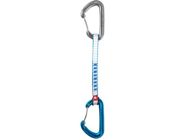 Ocun Hawk QD Wire DYN Jatko Sarja 11mm 10cm 5:n sarja, blue
